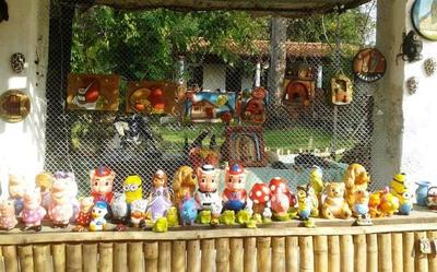 Realizan «Gran Feria de la Amistad» en la Estación del Tren de Areguá