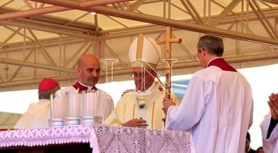 """HC a seis años de la visita del Papa: """"Su presencia dejó marcas muy profundas"""""""