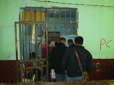 Tres internos estarían vinculados con atentado a guardiacárcel de PJC