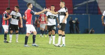 La efectividad de Olimpia y Cerro en los octavos de final de Libertadores