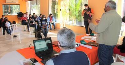 La Nación / Socializan proyecto que pretende mejorar la calidad de vida en comunidades