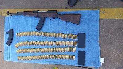 Fiscalía imputa a militares que intentaron vender arma y municiones