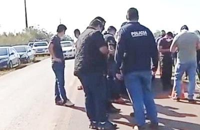 Carrera clandestina en Los Cedrales acaba con dos muertos: motociclistas se incrustaron por un vehículo
