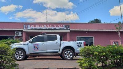 Recuperan camioneta hurtada en Brasil