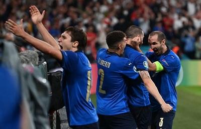 Wembleyazo: Italia vence en los penales a Inglaterra y grita campeón