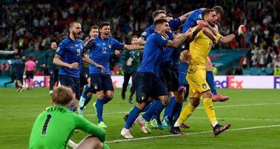 Italia derrota a Inglaterra y vuelve a ganar la Eurocopa luego de 53 años