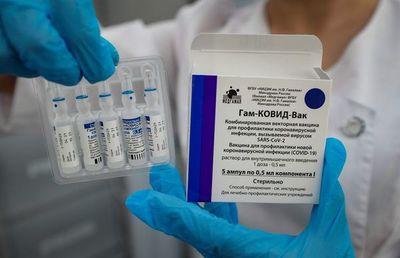 Mañana en la noche llegará otro lote de vacunas Sputnik V, afirmó Acevedo