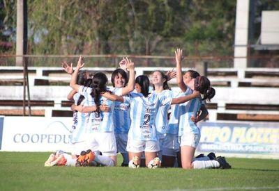 Guaireña derrota a Olimpia en femenino
