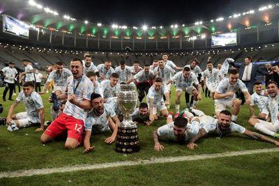 Para Messi, la 5ª fue la vencida