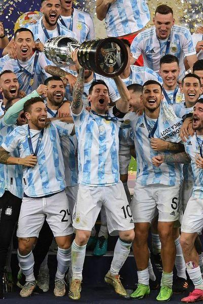 Maracanazo de Messi
