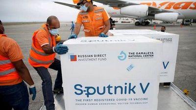 Mañana arriban otras 100.000 dosis de la vacuna Sputnik V