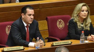 Alerta en Senado ante blanqueo de Friedmann, Sixto y ZI