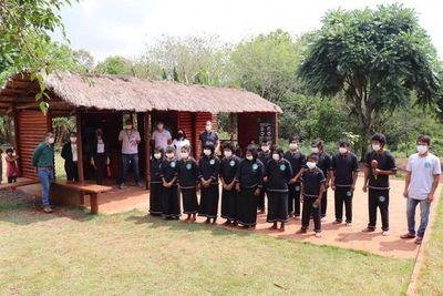 Promueven el turismo en comunidad indígena de Presidente Franco