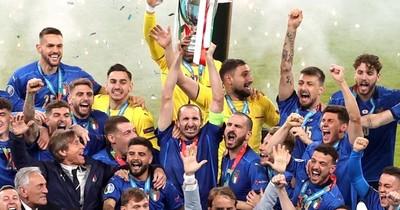 La Nación / Italia conquista la Eurocopa