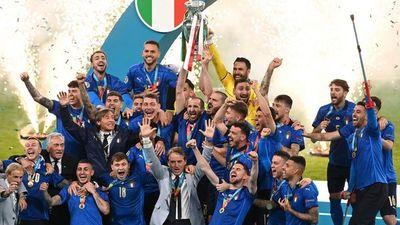 Italia se adueña de Europa