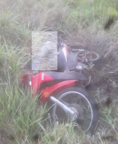 Hallan cadáver al costado de la ruta en Yby Yaú