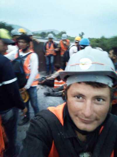 Humildes trabajadores estafados por una empresa tercerizada de CECON