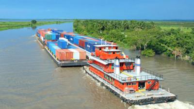 Empresas navieras estiman pérdidas de unos US$ 280 millones este año ante bajante de los ríos
