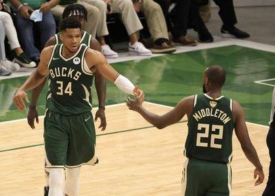 Los Bucks ganaron y siguen con vida en las Finales de la NBA