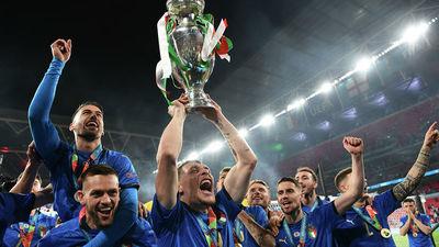 Italia vence en una sufrida tanda de penales a Inglaterra y se corona campeona de la Euro