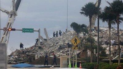 Cuerpos de paraguayos fallecidos en Miami llegarán esta semana