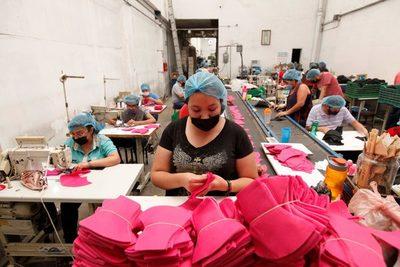 La producción industrial en México crece 9,9 % interanual entre enero y mayo
