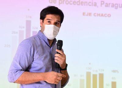 """""""Probar en volúmenes pequeños en partidos de Conmebol"""""""