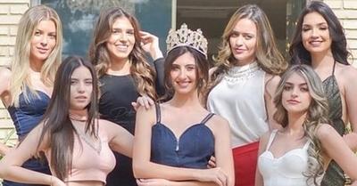 Las nuevas reinas que buscarán llevar en alto la bandera paraguaya