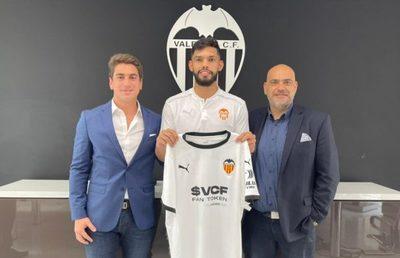 Omar Alderte es nuevo jugador del Valencia
