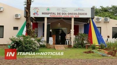 CHAIPÉ: SUEÑAN CON UN ASFALTO QUE LLEGUE HASTA EL HOSPITAL ONCOLÓGICO.