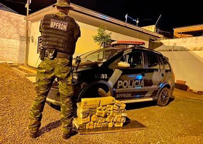 En plena pandemia se duplica requisa de drogas en la frontera
