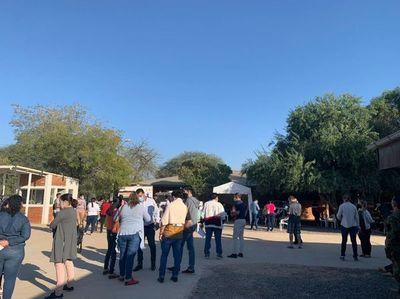 Arrancó vacunación antiCOVID para trabajadores esenciales en el Chaco Central