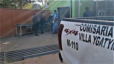 Asesinan a un hombre en Villa Ygatimí