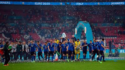 Los datos más resaltantes del campeón de la Euro 2020