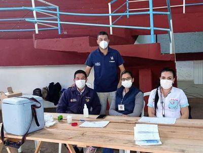 IV Región Sanitaria cuenta con más de 11.000 vacunas para jornada masiva · Radio Monumental 1080 AM