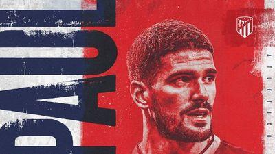 El Atlético ficha a Rodrigo de Paul por cinco temporadas