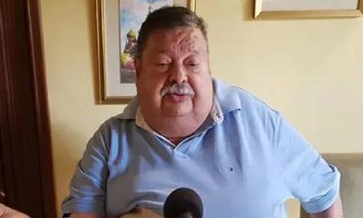 Falleció el exministro de Salud Pública José Mayans