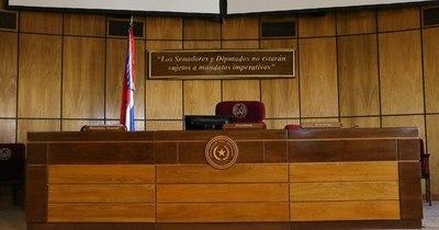La Nación / Senado trataría mañana pérdida de investidura de legisladores
