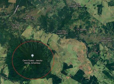 Senador denuncia invasión de tierra ancestral de indígenas paĩ tavyterã