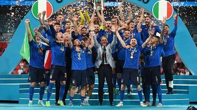 Italia logra su segundo título