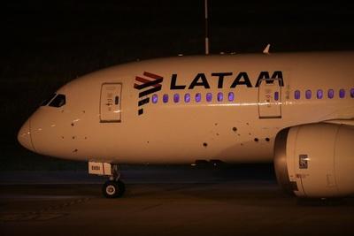 Latam Brasil eleva sus vuelos diarios desde 310 en junio hasta 418 en julio
