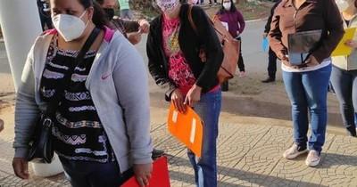 La Nación / Hasta el mediodía, unas 3.600 personas se vacunaron contra el COVID-19 en Cordillera