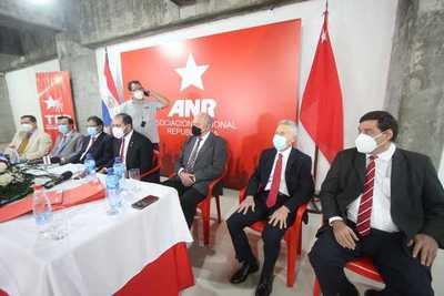 Elecciones Municipales: ANR proclama a candidatos a intendentes y concejales