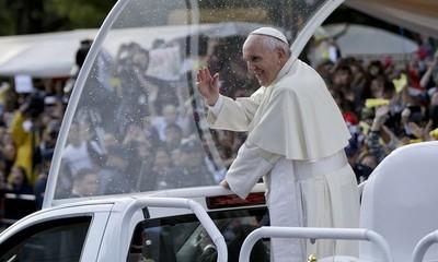 Obispos envían carta al papa Francisco recordando su visita al país