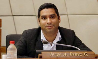 Brítez pide autorización para uso de Dióxido de Cloro como método preventivo y curativo del Covid-19