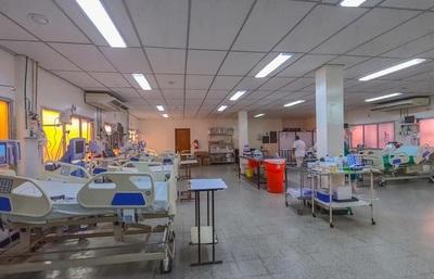 Cifras: Hospital de Clínicas reporta notable descenso de muertes por Covid-19