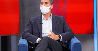 """La Nación / Santiago Peña: """"Quien mueve la economía es el sector privado"""""""