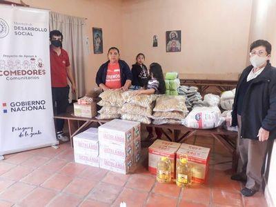 MDS continúa con la provisión de alimentos a comedores comunitarios y olla populares