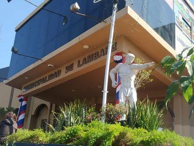 Municipalidad de Lambaré: Administración saliente deja US$ 284.522 en las arcas, afirman