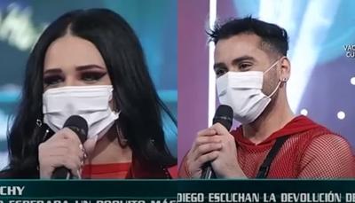 """Mala noche para Diego Achar en """"Canta Conmigo Paraguay"""""""
